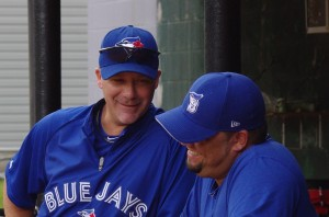 Paul Quantrill (Left)